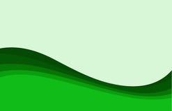 背景绿色 皇族释放例证