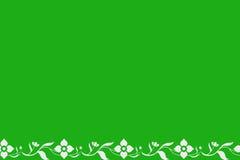 背景绿色 向量例证