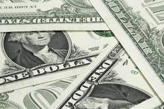 背景美元查出我们空白 图库摄影