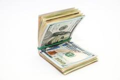 背景美元查出我们空白 库存图片