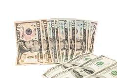 背景美元查出我们空白 库存照片