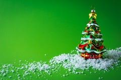 背景美好的圣诞节例证结构树向量 库存照片