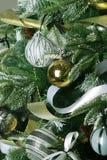 背景美好的圣诞节例证结构树向量 免版税图库摄影