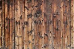背景老杉木房屋板壁 库存照片