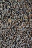 背景老石垂直的墙壁 免版税库存图片