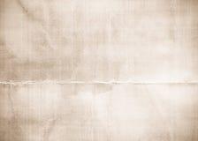 背景老纸纹理 免版税库存图片