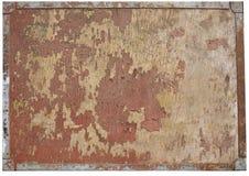 背景老被毁坏的难看的东西油漆 库存图片