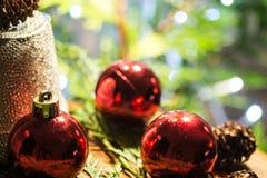 背景能圣诞节使用的例证主题 免版税库存图片