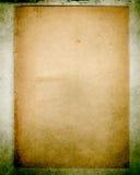 背景脏的纸葡萄酒 库存照片