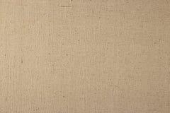 背景自然织品的亚麻布 免版税库存照片