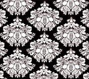 背景花卉模式 免版税图库摄影