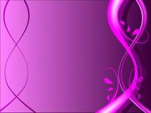 背景花卉紫红色 库存照片