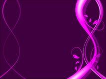 背景花卉紫红色 免版税库存照片