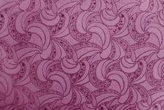 背景花卉紫色减速火箭 免版税库存照片