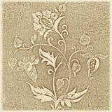 背景花卉设计要素 库存照片