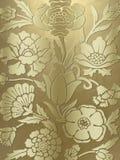 背景花卉豪华打印 库存图片
