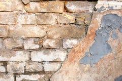 背景葡萄酒墙壁 库存图片
