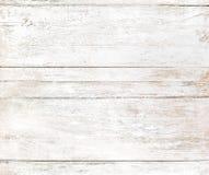 背景葡萄酒白色木头 库存图片