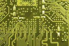 背景董事会可能巡回使用 电子计算机硬件技术 主板数字式芯片 技术科学背景 联合communicatio 免版税库存图片