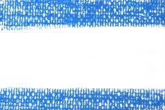 背景蓝线油柔和的淡色彩 库存图片
