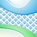 背景蓝绿色 免版税图库摄影