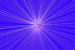 背景蓝色光芒向量 向量例证