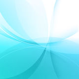 背景蓝色分数维图象光 图库摄影