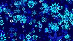 背景蓝色圣诞节黑暗 库存照片