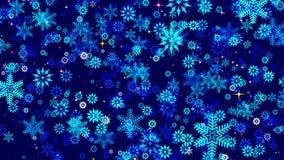 背景蓝色圣诞节黑暗 免版税图库摄影
