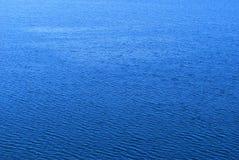 背景蓝色海运 库存图片
