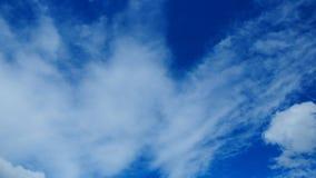 背景蓝色清楚的天空 免版税图库摄影