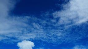 背景蓝色清楚的天空 库存照片