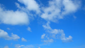 背景蓝色清楚的天空 免版税库存图片