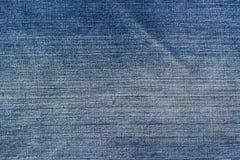 背景蓝色牛仔裤 库存照片