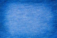 背景蓝色衣物denims牛仔裤纹理 库存照片