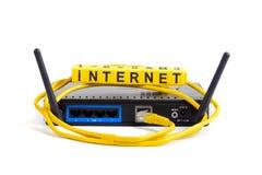 背景蓝色颜色概念互联网 免版税图库摄影