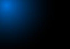 背景蓝色黑暗的无限 向量例证