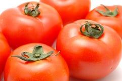 背景蕃茄 免版税库存图片