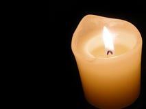 背景蜡烛 免版税库存图片