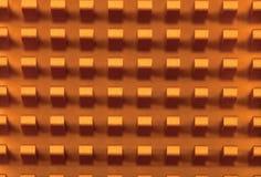 背景行业金属幅射器黄色 免版税库存照片