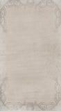 背景被弄皱的纸张 免版税库存照片