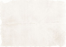背景被弄皱的纸张 库存图片