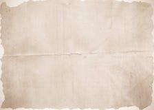 背景被弄皱的纸张 库存照片