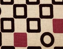 背景被构造的织品家具 免版税库存照片