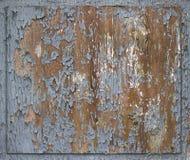 背景被风化的木头 库存照片