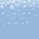 背景装饰设计图象例证雪花向量 库存照片