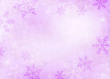 背景装饰设计图象例证雪花向量 图库摄影