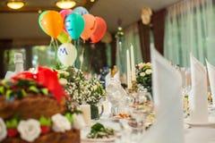 背景装饰详细资料高雅花邀请丝带婚礼 免版税库存照片
