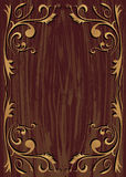 背景要素工厂纹理木头 免版税库存图片