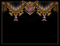 背景设计分数维格式照片 皇族释放例证